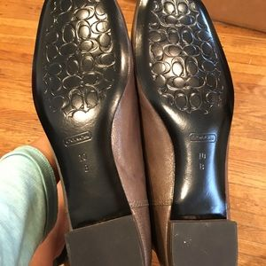 Coach Fionna Vintage Kid Boots